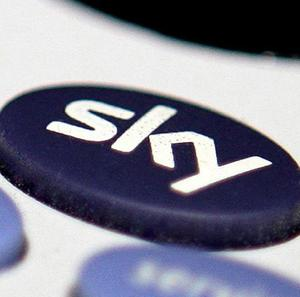 BSkyB shares fell today after the company's failure to win the UK rights to show Champions League and Europa League matches.