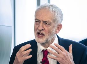 Jeremy Corbyn has reaffirmed his refusal to meet the Prime Minister (Danny Lawson/PA)