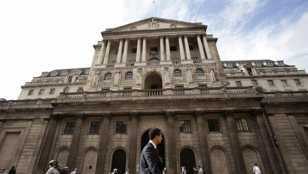 The Bank of England is expected to hold fire on hiking interest rates next week, putting off its long-anticipated increase after growth almost ground to a halt (Yui Mok/PA)