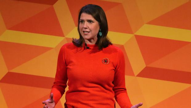 Jo Swinson has put stopping Brexit at the heart of the Lib Dem manifesto (Aaron Chown/PA)