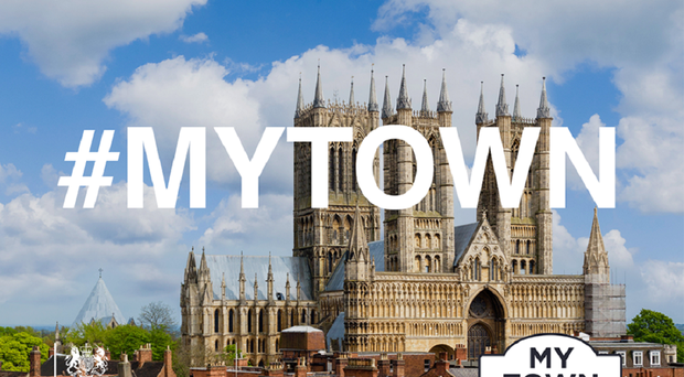 The My Town campaign asks constituents to recommend how £25m of government cash should be spent in their area (PA