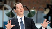 Chancellor George Osborne has ruled out a public offering of Lloyds shares