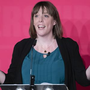 Labour leadership candidate Jess Phillips (Danny Lawson/PA)