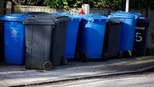 Bin collections in some council areas have been affected (Steve Parsons/PA)