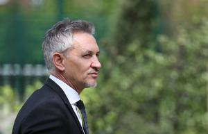 Gary Lineker has echoed Marcus Rashford's call for free school meal vouchers to continue over the summer, and has praised the 22-year-old for taking his stance (Steve Paston/PA)