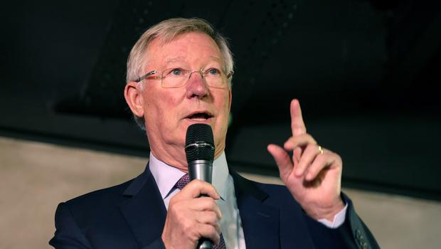 Sir Alex Ferguson is out of intensive care, Manchester United confirmed (Martin Rickett/PA)
