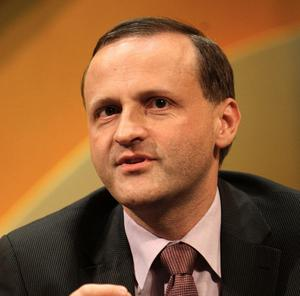 """Pensions minister Steve Webb has already promised a """"full frontal assault"""" on pension scheme charges"""