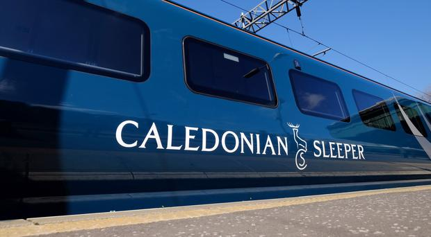 Caledonian Sleeper began replacing its entire fleet in October 2018 (Jane Barlow/PA)