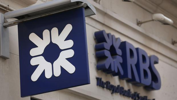 RBS said Ewen Stevenson resigned to 'take up an opportunity elsewhere' (Philip Toscano/PA)