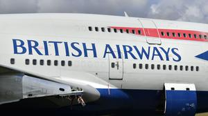 British Airways owner AIG is one of the signatories to the open letter (Ben Birchall/PA)