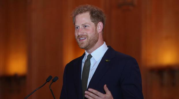 The Duke of Sussex has announced the location the 2022 Invictus Games (Chris Jackson/PA)