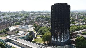"""Prime Minister Theresa May has called for a """"major national investigation"""" into the decades-long use of potentially flammable cladding on high-rise towers across the country (David Mirzoeff/PA)"""