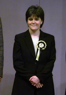 The First Minister was first elected in 1999 (Ben Curtis/PA)