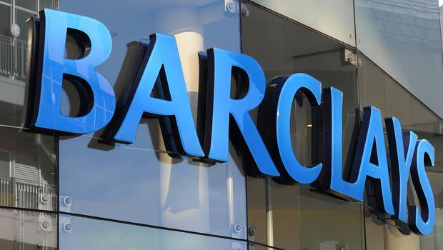 Barclays AGM was disrupted by protesters (Joe Giddens/PA)