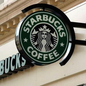 From April, Starbucks will give a 50p discounts to customers, who bring their own mug