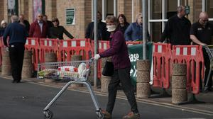 As Britons grow accustomed to spending the majority of their time indoors in efforts to curb the spread of coronavirus, many have been left asking 'In what circumstances can I go outside?' (Owen Humphreys/PA Wire)