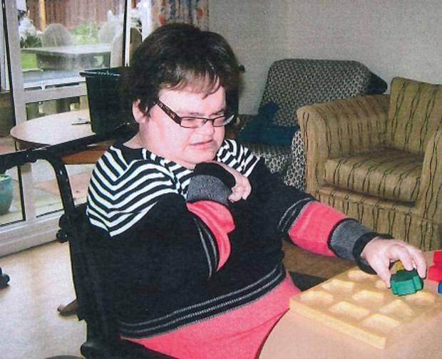 Miss Johnston had been asleep for 42 hours before care home staff called an ambulance. (Family/PA)