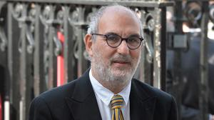 Alan Yentob had one of the most valuable address books, the court heard