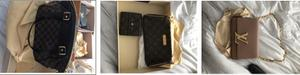 Pictures of the handbags were found on Thomas Mee's phone (Cheshire Constabulary/PA)
