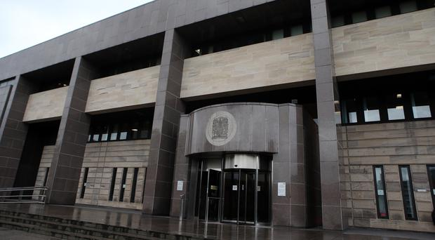 Adnan Ahmed was sentenced at Glasgow Sheriff Court (Andrew Milligan/PA)