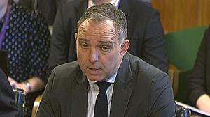 Cabinet Secretary Sir Mark Sedwill is rumoured to be on his way out of the top job (Parliament TV)