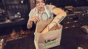 Uber Eats has announced a relief package for restaurant partners (Uber Eats/PA)