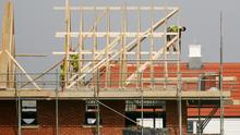 Figures show all main areas of construction activity registered weaker growth in November