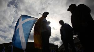 The Referendums Bill could be 'accelerated' (David Cheskin/PA)