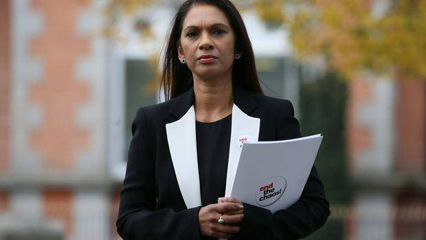 In 2016, Gina Miller challenged the Government over its power to trigger Article 50 without the authority of Parliament (Brian Lawless/PA)