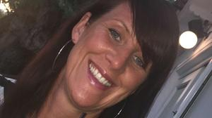 Lindsay Birbeck, 47, whose body was discovered by a dog walker in Accrington Cemetery, Lancashire, on August 24 last year (Lancashire Police/PA)