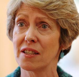 "Patricia Hewitt said the National Council for Civil Liberties was ""naive and wrong"""