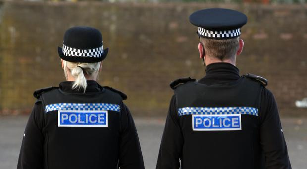 The 17-year-old was attacked in Glasgow on Tuesday evening (David Cheskin/PA)