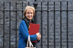 Conservative former cabinet minister Andrea Leadsom called for more to be done to help couples reconcile their relationships (Stefan Rousseau/PA)
