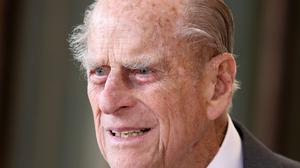 The Duke of Edinburgh is being treated for an 'infection' and is not expected to leave hospital for several days, Buckingham Palace has said (Chris Jackson/PA)