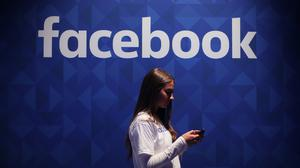 Workplace from Facebook now has more than five million paid users (Niall Carson/PA)