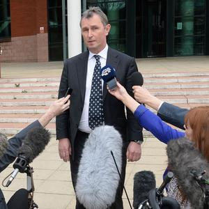 Release of a code of conduct was held back until after the end of the trial of former deputy speaker Nigel Evans, who was cleared