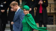 The Duchess of Sussex has won a High Court bid to keep secret the identities of five friends who gave anonymous interviews to a US magazine, in the latest stage of her legal action against the publisher of the Mail on Sunday (Dominic Lipinski/PA)