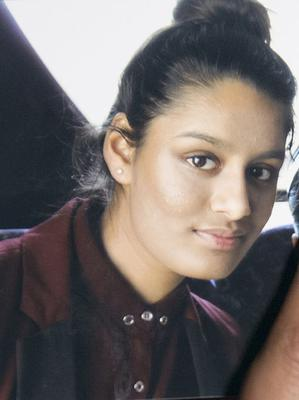 Shamima Begum is appeal against a ruling that she cannot return to the UK to challenge the removal of her British citizenship (PA)