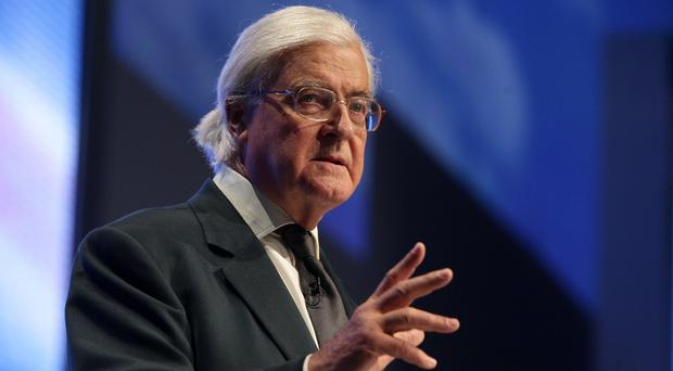 Lord Kenneth Baker (PA/Dave Thompson)