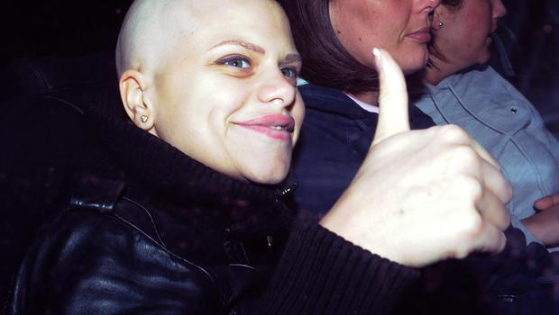 The death of TV star Jade Goody in 2009 boosted the numbers of young women seeking screening (Stefan Rousseau/PA)