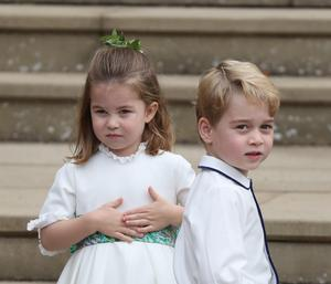 Princess Charlotte will start school and Prince George will turn six (Steve Parsons/PA)