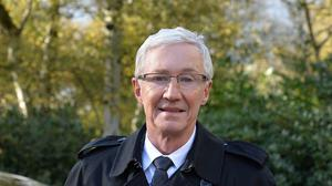Paul O'Grady has won damages after his phone was hacked