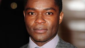 David Oyelowo plays the US civil rights activist Martin Luther King in the biopic Selma