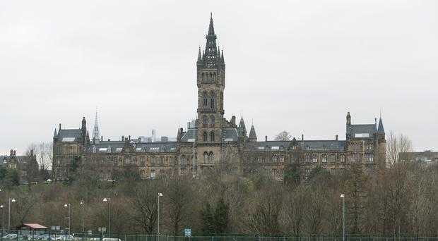 The six researchers are all affiliated with the University of Glasgow (Danny Lawson/PA)