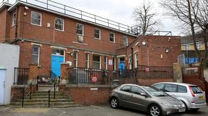 Dartford Magistrates' Court in Kent, where a food firm has been fined after horse meat was found in a pork product