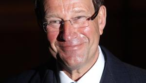 Richard Desmond sought a meeting with Housing Secretary Robert Jenrick following their discussions at a Tory fundraiser in November (Lewis Whyld/PA)