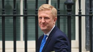 Culture Secretary Oliver Dowden has defended the Prime Minister's handling of the coronavirus crisis (Aaron Chown/PA)