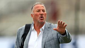 Sir Ian Botham is reported to be in a line for a peerage as a reward for backing Brexit (Mike Egerton/PA)