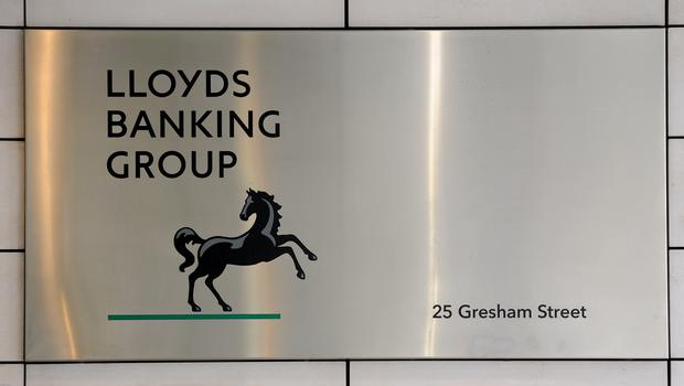 Lloyds Banking Group said they welcomed the court's decision (Nick Ansell/PA)