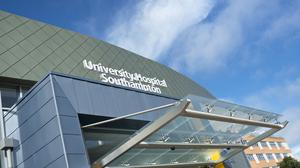 University Hospital Southampton has set up the service for people with age-related macular degeneration (University Hospital Southampton/PA)